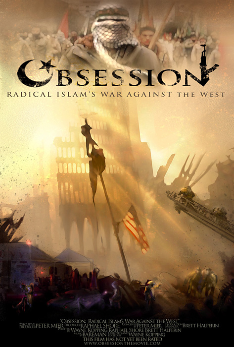 Obssesion Radykalny islam przeciwko zachodowi